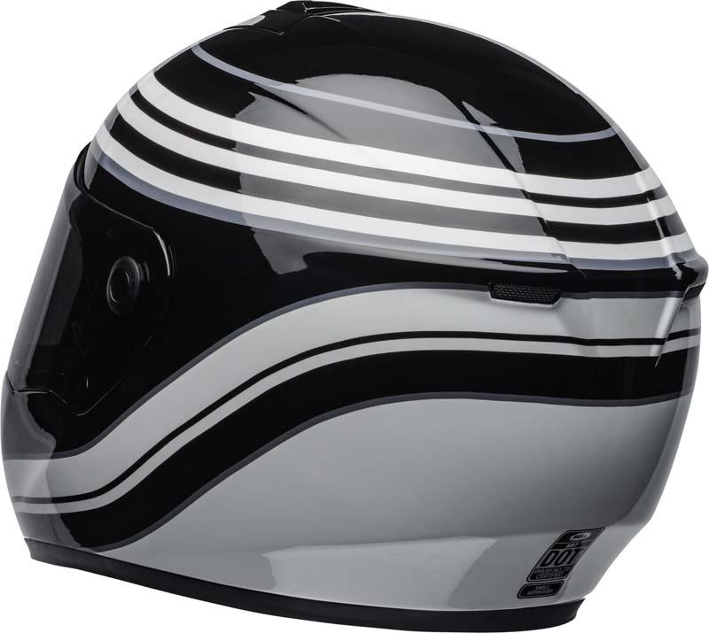 Bell-SRT-Helmet-Full-Face-Eyewear-Friendly-Fiberglass-DOT-SNELL-M2015-XS-2XL miniature 64