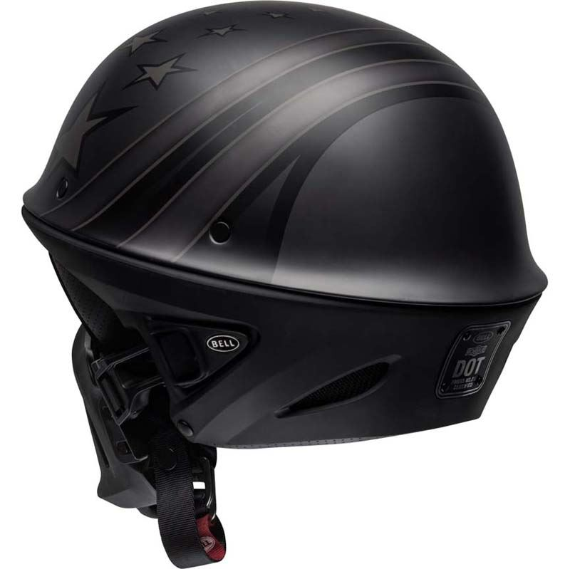 Bell-Rogue-Helmet-Muzzle-Open-Face-Speaker-Pockets-Motorcycle-DOT-2020-XS-2XL miniature 15