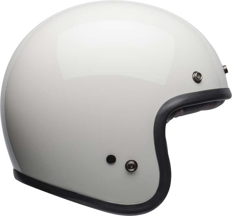 Bell-Custom-500-Helmet-3-4-Open-Face-Vintage-Retro-Motorcycle-5-Snap-XS-2XL miniature 16