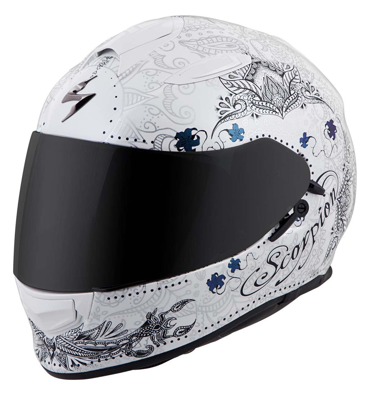 Scorpion-EXO-T510-Helmet-Full-Face-DOT-Approved-Inner-Sun-Shield miniature 70