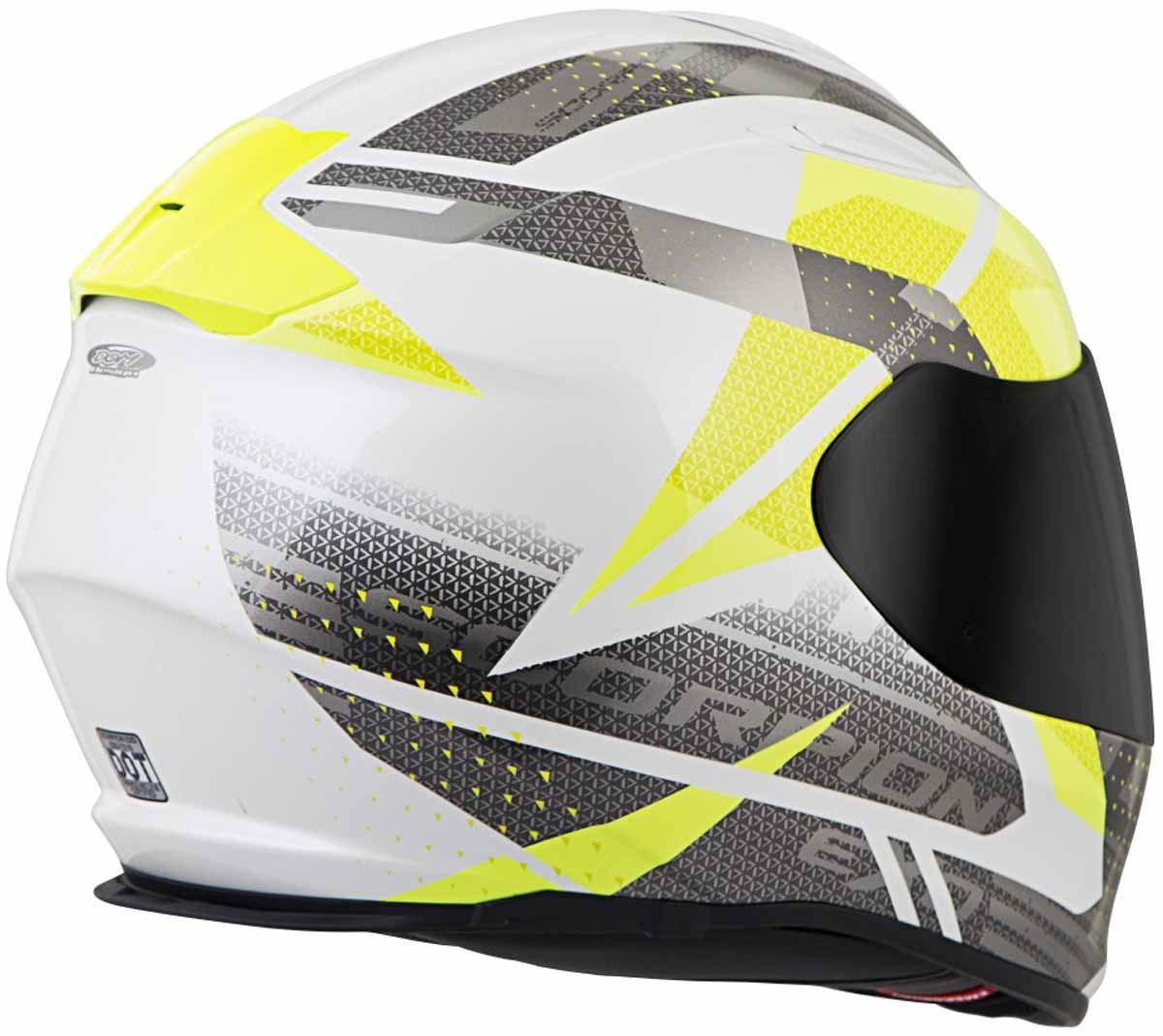 Scorpion-EXO-T510-Helmet-Full-Face-DOT-Approved-Inner-Sun-Shield miniature 79
