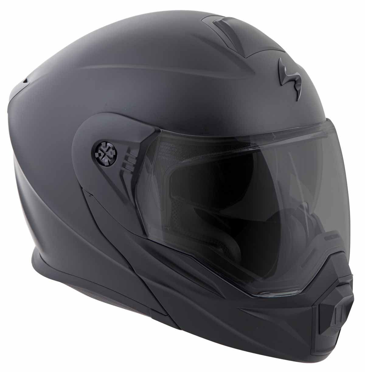 Scorpion-EXO-AT950-Helmet-Flip-Up-Modular-Dual-Sport-Adventure-ADV-DOT-XS-3XL miniature 9