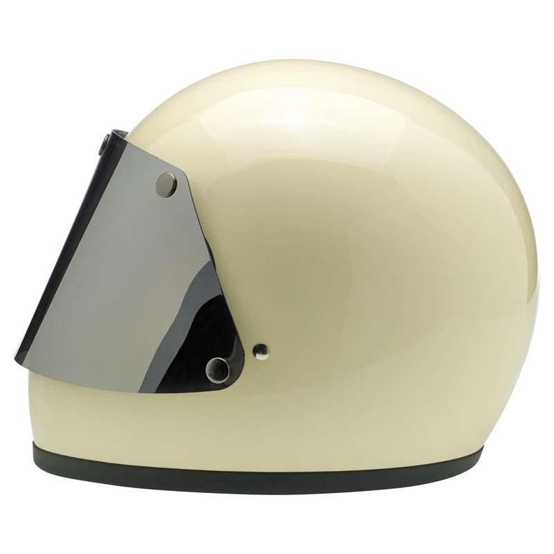 Biltwell Gringo Clear Blast Shield for Full Face Large//XL Helmets GB-CLR-LG-SD