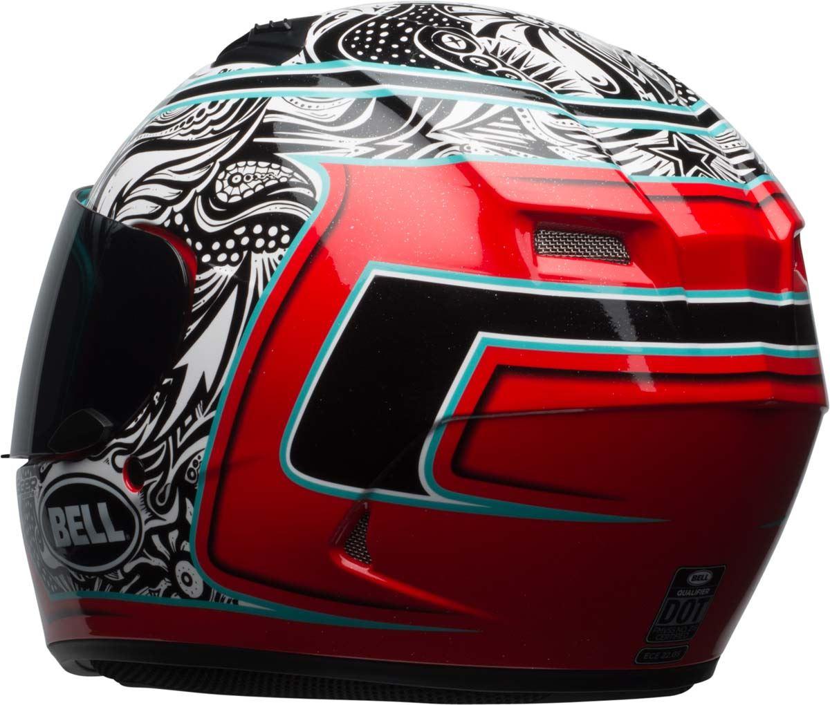 Bell-Qualifier-Helmet-Full-Face-Motorcycle-Clear-Shield-DOT-XS-3XL miniature 51