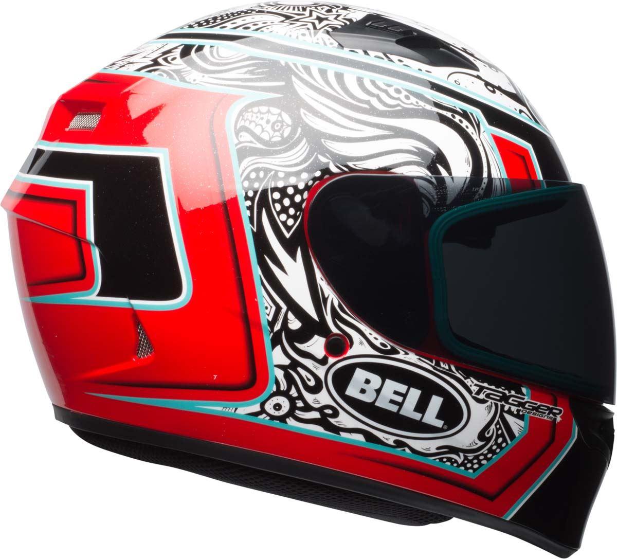 Bell-Qualifier-Helmet-Full-Face-Motorcycle-Clear-Shield-DOT-XS-3XL miniature 48