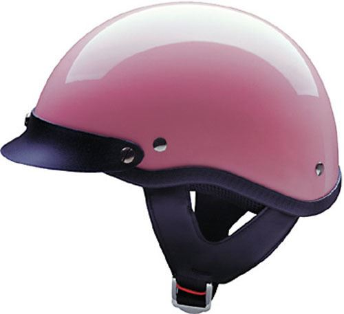 miniature 11 - HCI 100 Half Helmet Motorcycle Shorty with Visor DOT Approved XS S M L XL 2XL