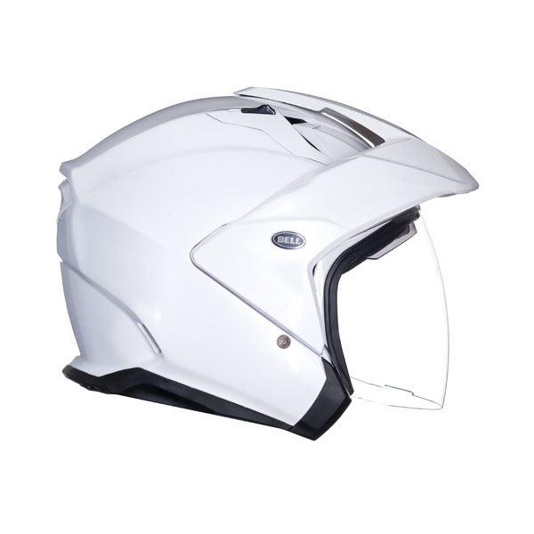 Bell-Mag-9-Helmet-Inner-Sun-Shield-Open-Face-Motorcycle-DOT-Sena-Cut-Out miniature 14