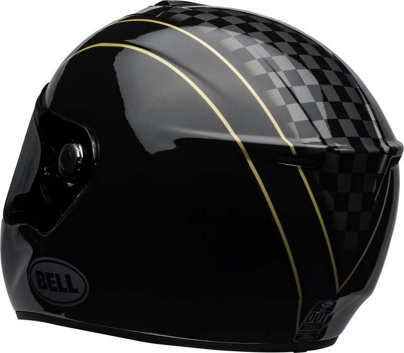 Bell-SRT-Helmet-Full-Face-Eyewear-Friendly-Fiberglass-DOT-SNELL-M2015-XS-2XL miniature 72