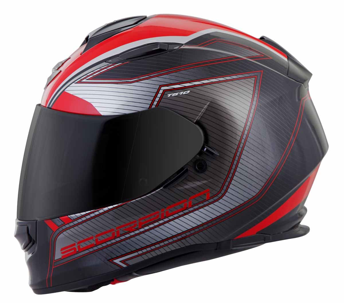 Scorpion-EXO-T510-Helmet-Full-Face-DOT-Approved-Inner-Sun-Shield miniature 22
