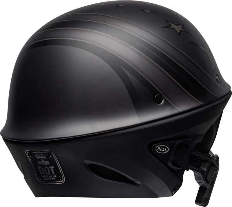 Bell-Rogue-Helmet-Muzzle-Open-Face-Speaker-Pockets-Motorcycle-DOT-2020-XS-2XL miniature 16