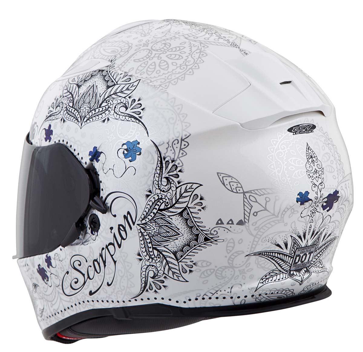 Scorpion-EXO-T510-Helmet-Full-Face-DOT-Approved-Inner-Sun-Shield miniature 71