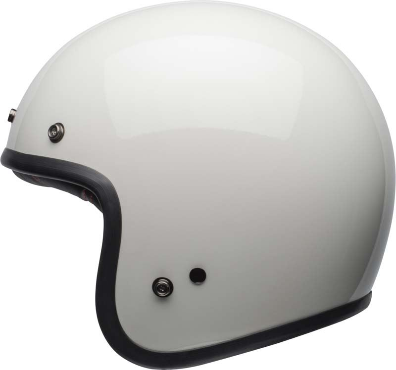 Bell-Custom-500-Helmet-3-4-Open-Face-Vintage-Retro-Motorcycle-5-Snap-XS-2XL miniature 15