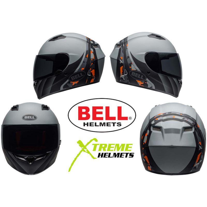 BELL Qualifier Integrity Motorcycle Helmet
