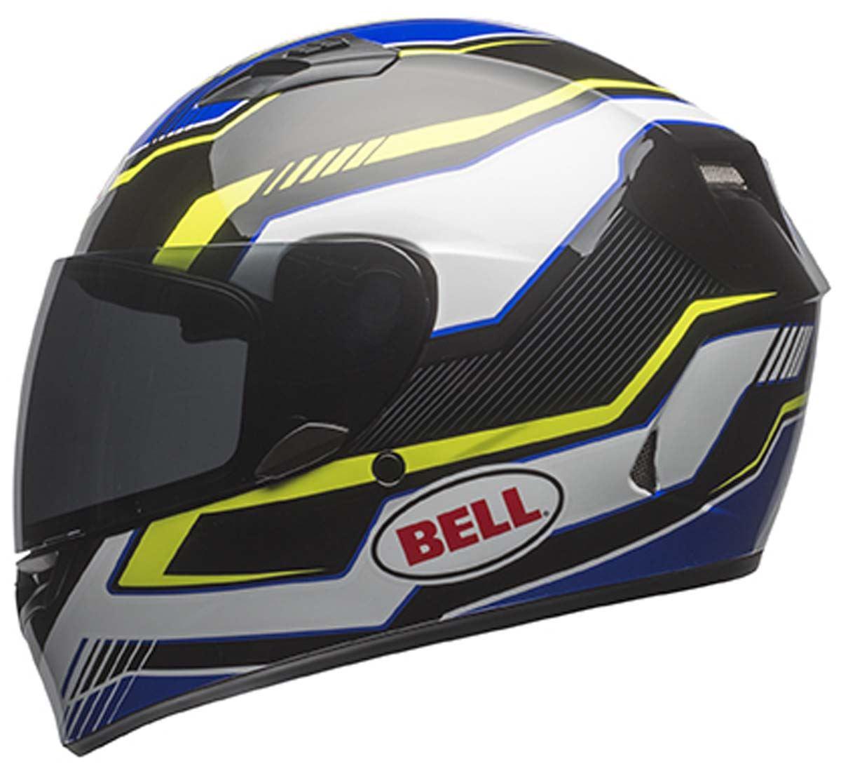 Bell-Qualifier-Helmet-Full-Face-Motorcycle-Clear-Shield-DOT-XS-3XL miniature 22