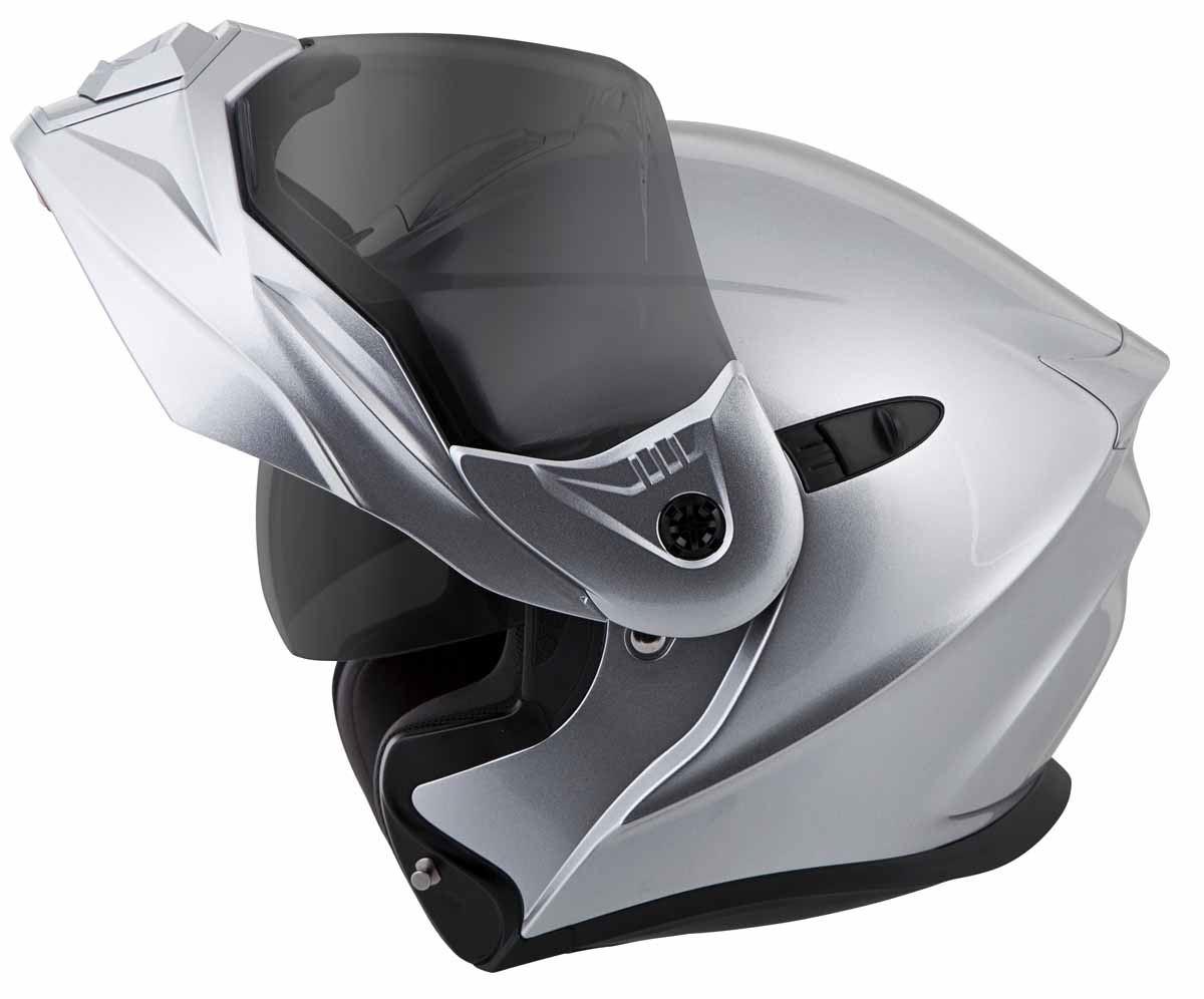 Scorpion-EXO-AT950-Helmet-Flip-Up-Modular-Dual-Sport-Adventure-ADV-DOT-XS-3XL miniature 20