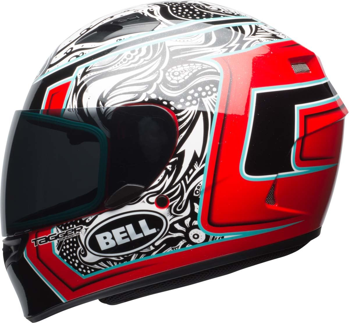 Bell-Qualifier-Helmet-Full-Face-Motorcycle-Clear-Shield-DOT-XS-3XL miniature 49