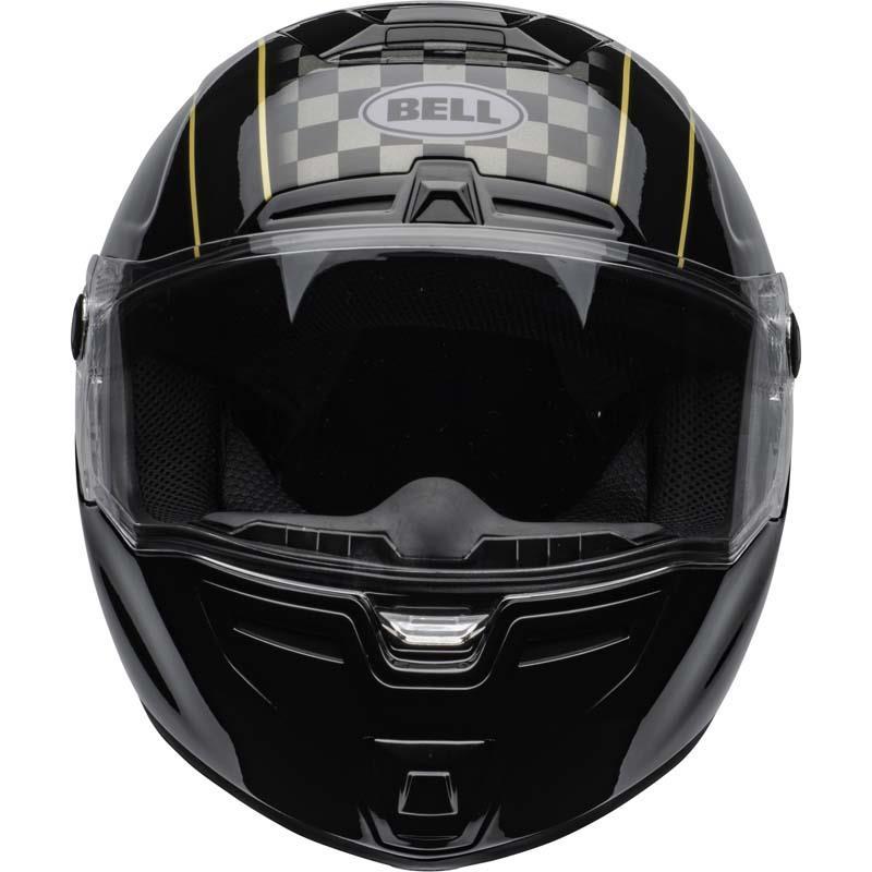 miniature 69 - Bell SRT Helmet Full Face Eyewear Friendly Fiberglass DOT SNELL M2015 XS-2XL