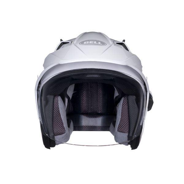Bell-Mag-9-Helmet-Inner-Sun-Shield-Open-Face-Motorcycle-DOT-Sena-Cut-Out miniature 13