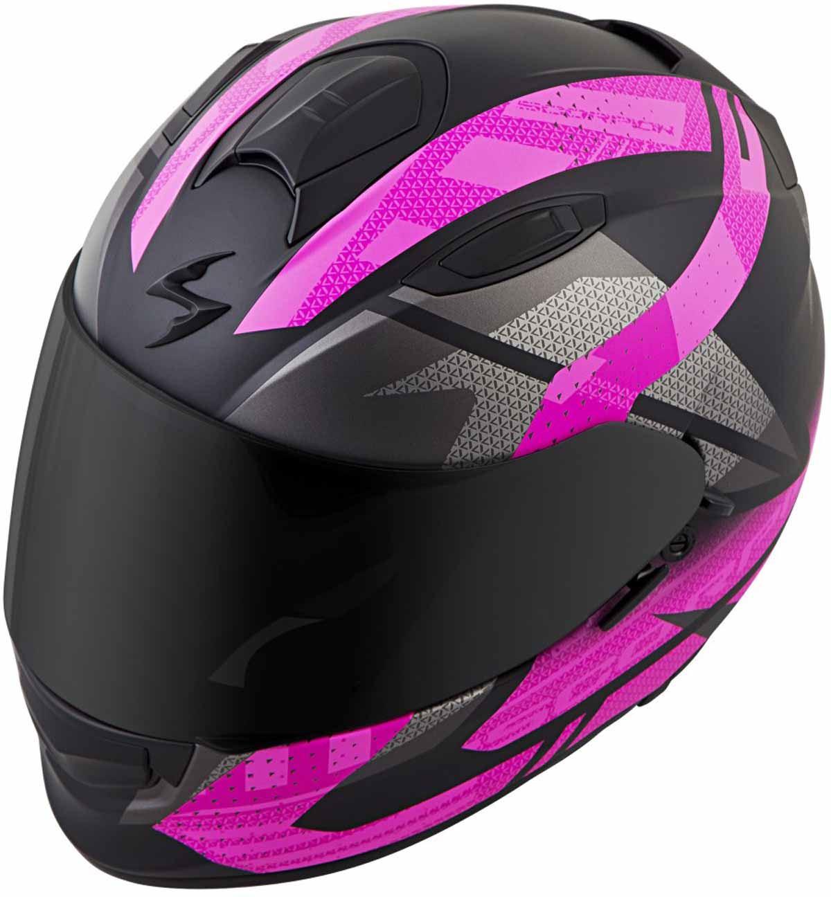Scorpion-EXO-T510-Helmet-Full-Face-DOT-Approved-Inner-Sun-Shield miniature 84