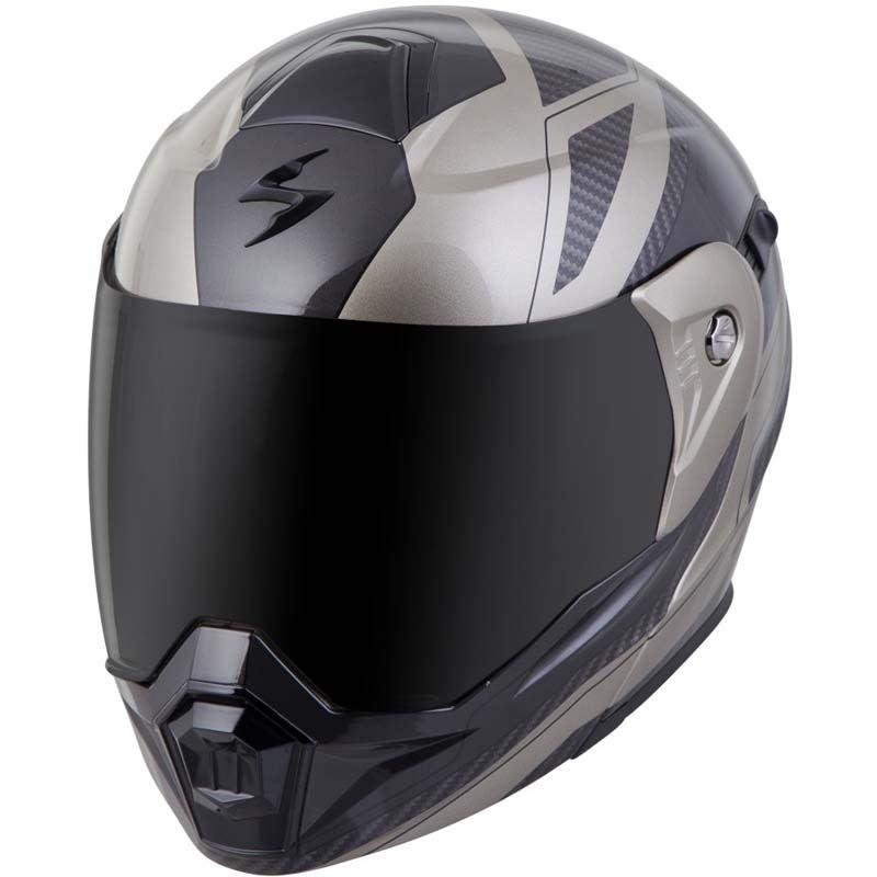 Scorpion-EXO-AT950-Helmet-Flip-Up-Modular-Dual-Sport-Adventure-ADV-DOT-XS-3XL miniature 67