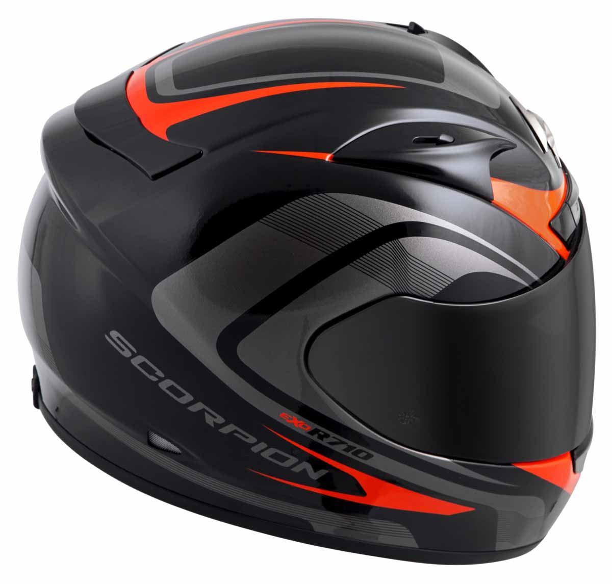 Scorpion-EXO-R710-Helmet-Fiberglass-Full-Face-DOT-SNELL-M2015-Certified-XS-2XL miniature 14