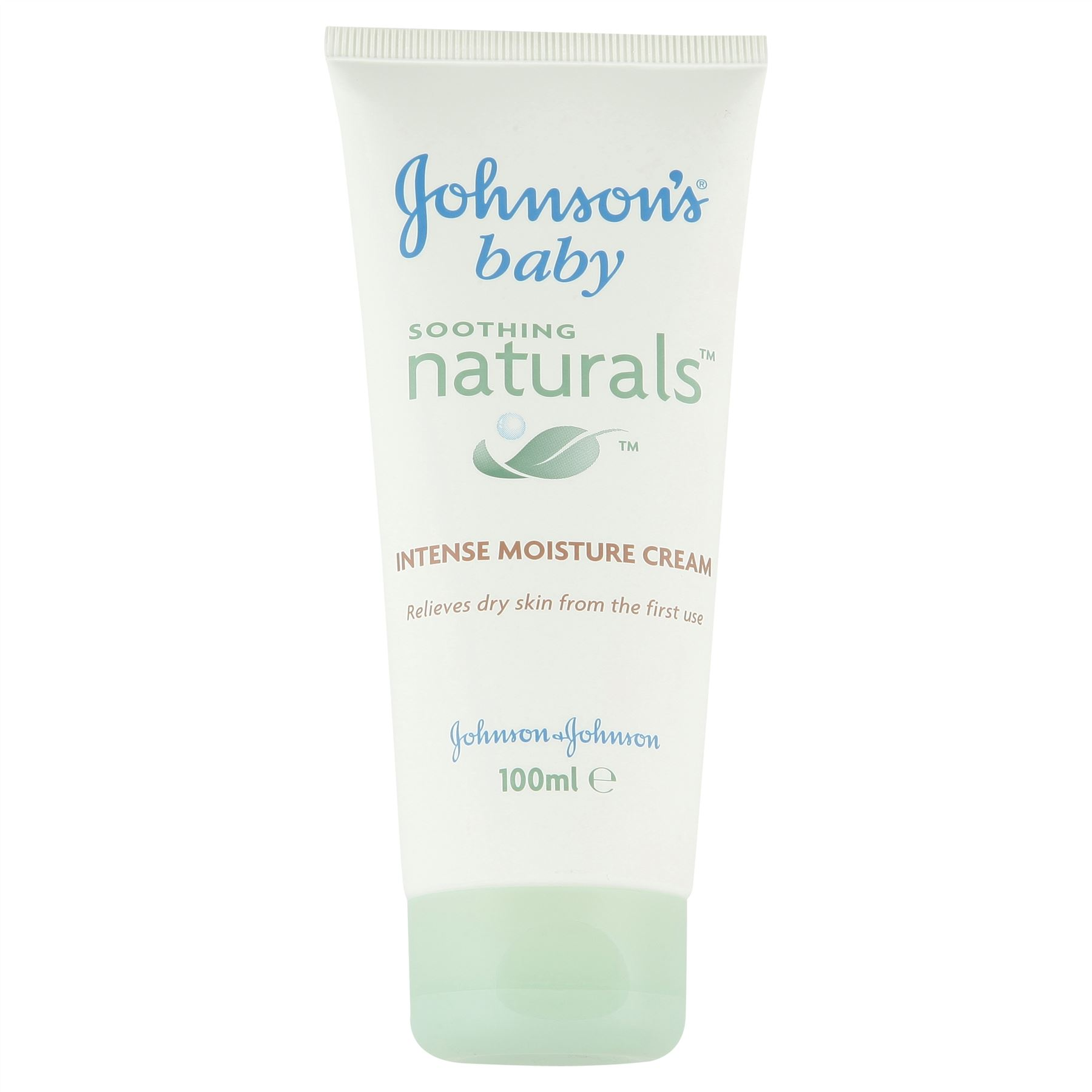 Johnsons Baby Soothing Naturals Intense Moisture Cream 100ml 100gr Image 3