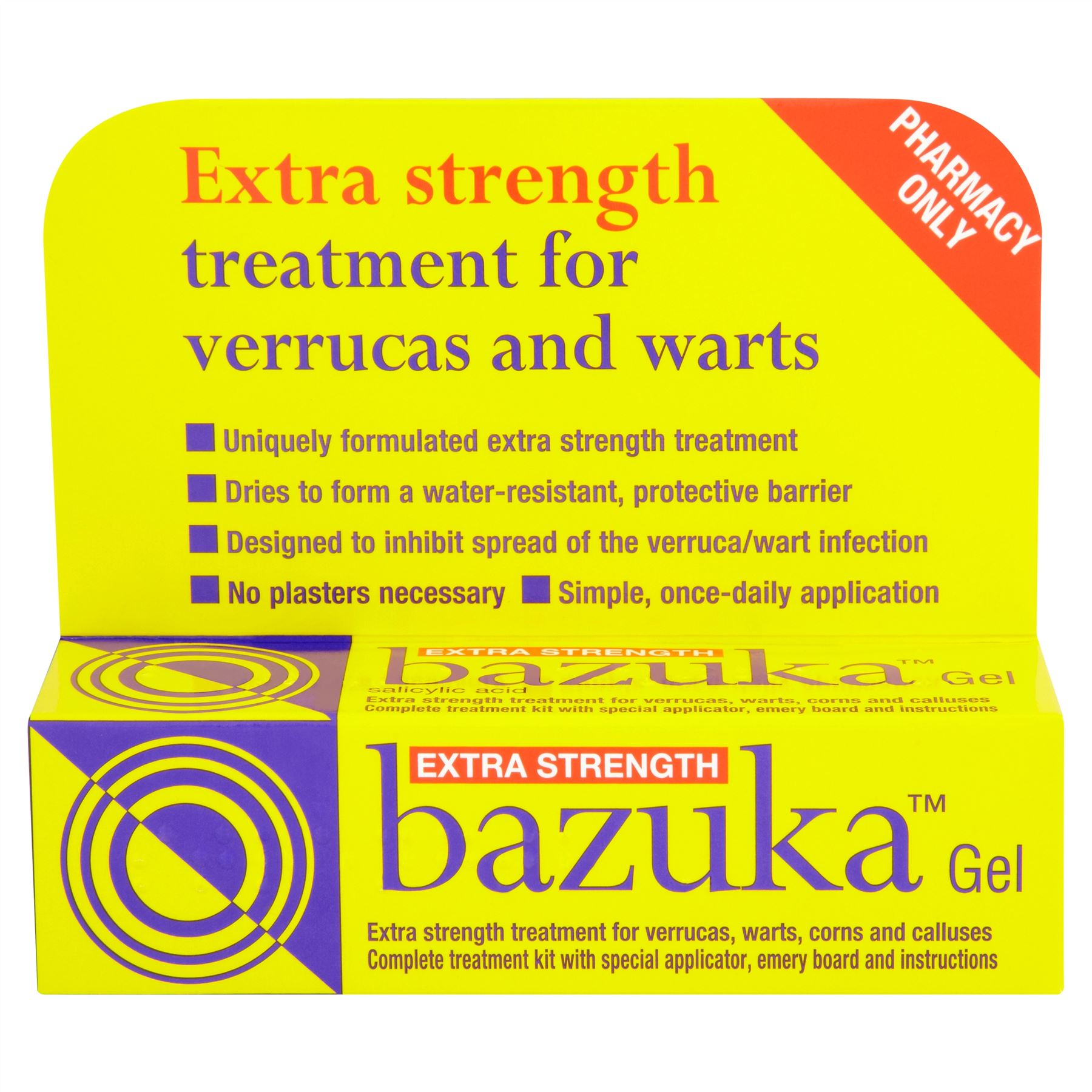 Bazuka-Treat-verrucas-and-warts-fast thumbnail 9