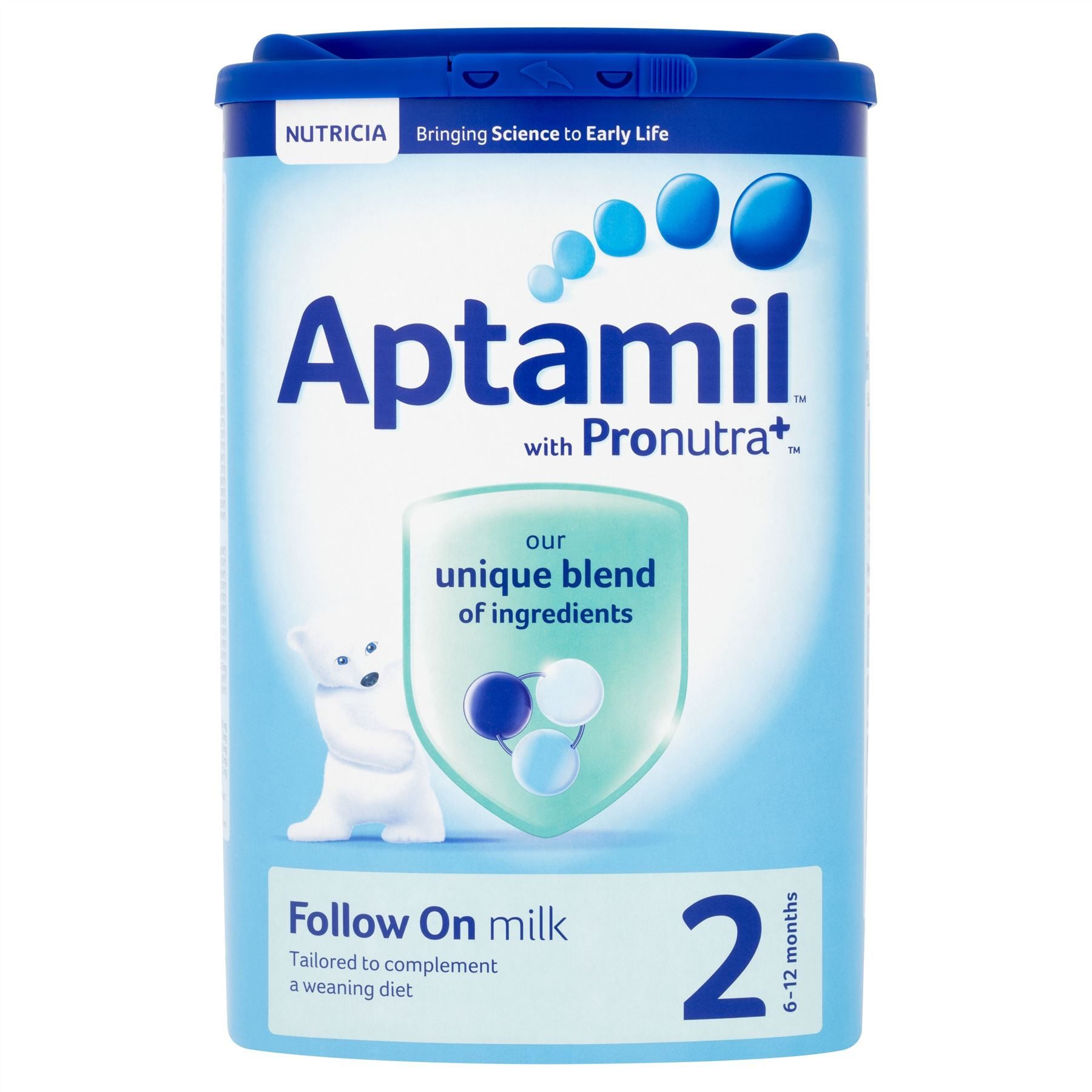 Aptamil With Pronutra Follow On Milk Stage 2 From 6 12 Months 900g
