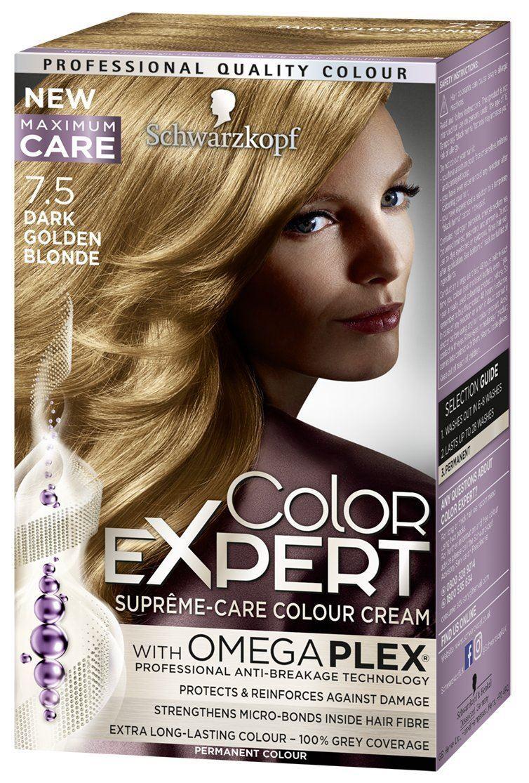 Schwarzkopf Color Expert Omegaplex Hair Dye