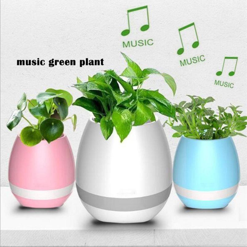 bluetooth flower speaker