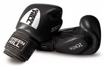 Grün Hill High-Tech Genuine for Leder Boxing Gloves ZENITH for Genuine Boxing Training e7125f