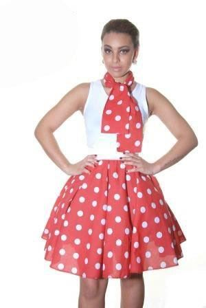 Ladies Women 1950 1960 039 S Fancy Dress