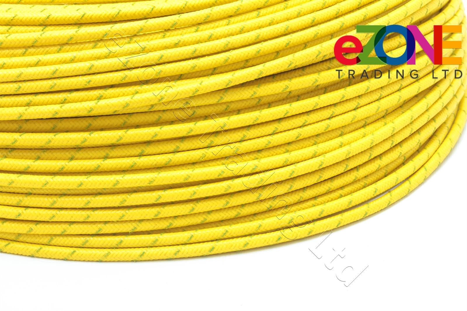 High Temperature Oven Heat Fire Resistant Braided Glass Fibre Wire ...
