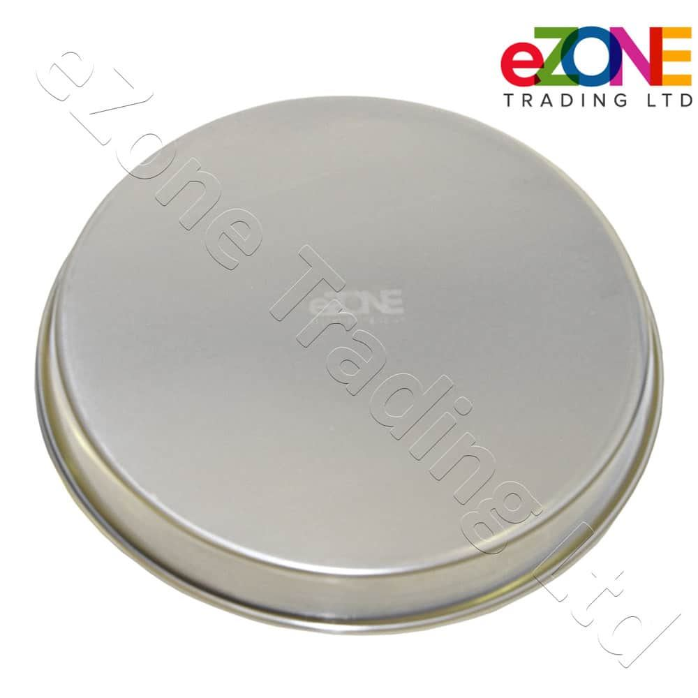 Aluminium-Deep-Pizza-Pan-Baking-Tray-Dish-9-10-12-034-RIM-1-5-034-commercial-Quality miniature 12