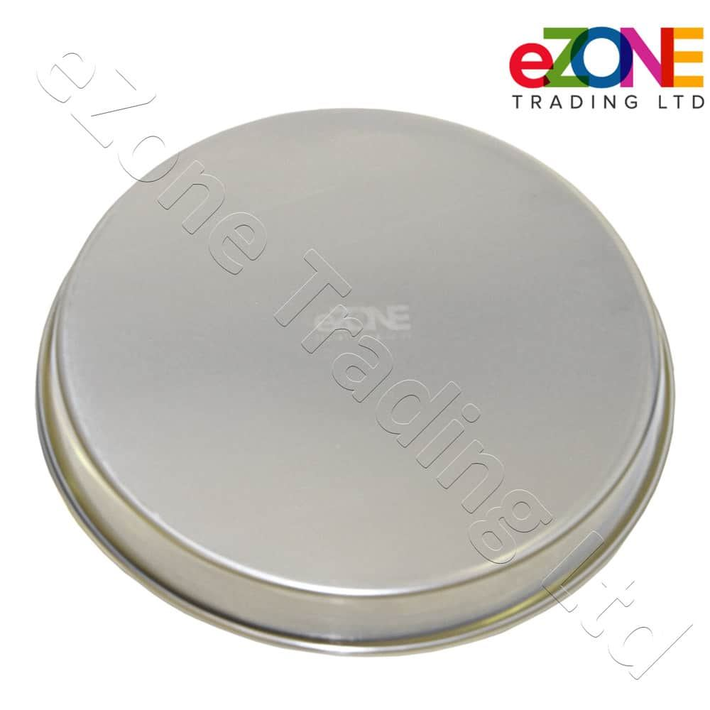 Aluminium-Deep-Pizza-Pan-Baking-Tray-Dish-9-10-12-034-RIM-1-5-034-commercial-Quality miniature 4
