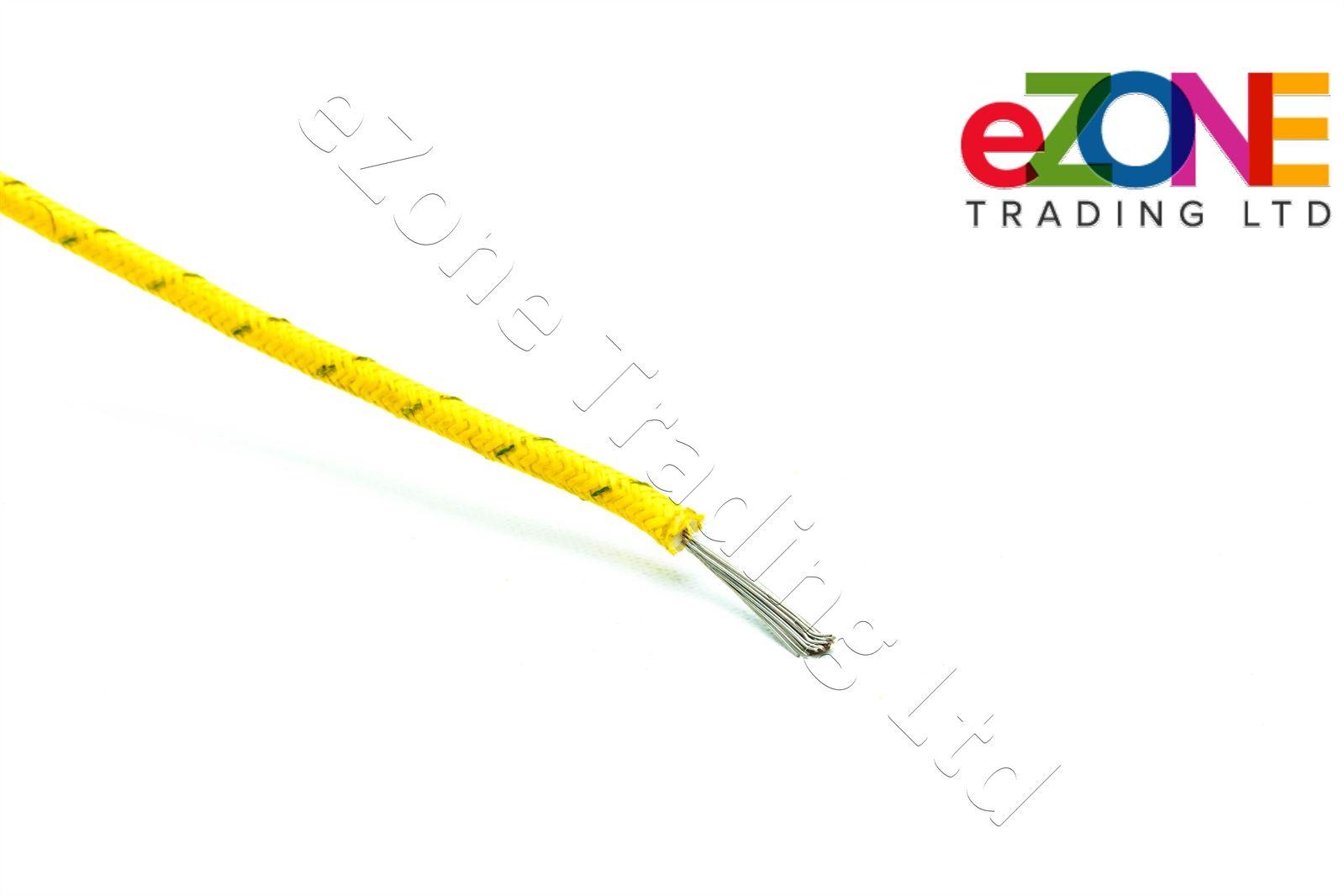 Mm Glass Fibre High Temp Cable