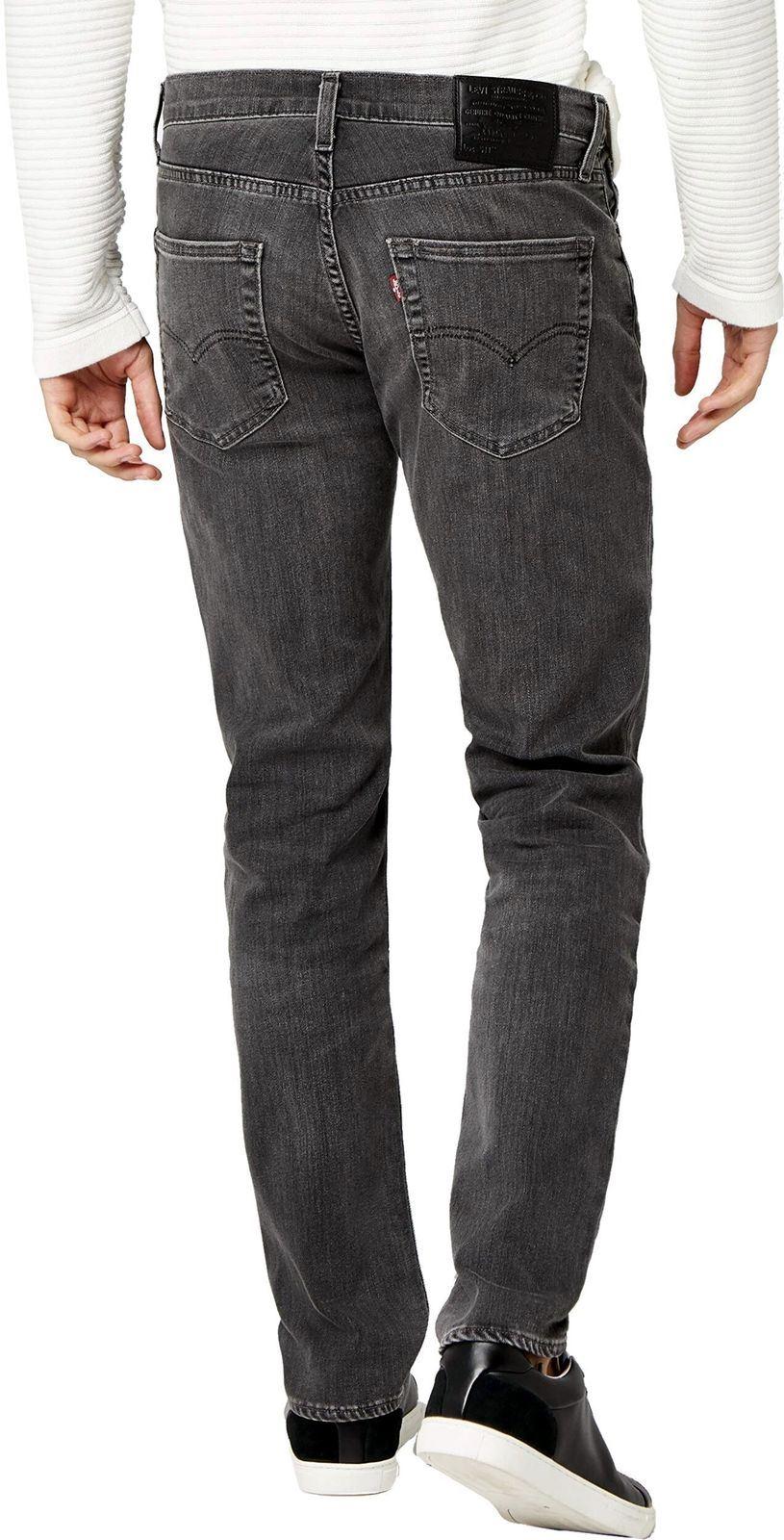 Levi-039-s-511-Slim-Fit-Denim-Jeans-estilos-surtidos miniatura 3