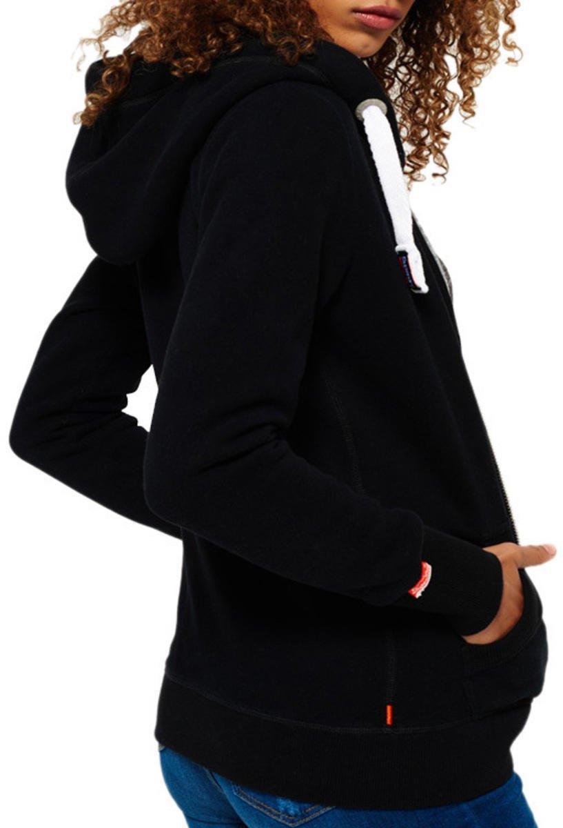 Superdry-sudadera-con-capucha-para-mujer-Tops-estilos-surtidos miniatura 12