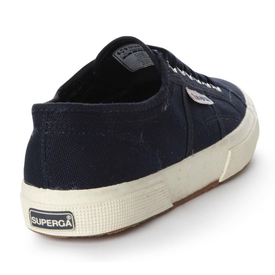 SUPERGA-Scarpe-da-ginnastica-2750-COTU-Classic-Tela-Da-Ginnastica-stili-assortiti-Colori miniatura 14