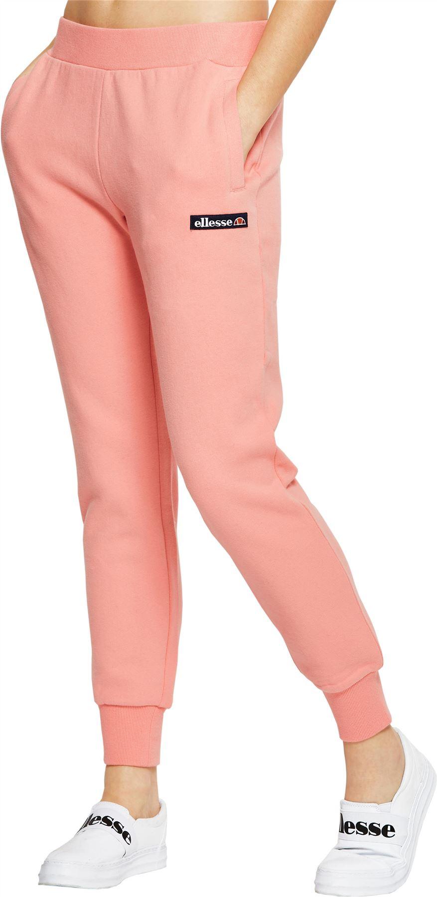Ellesse-Jogger-Bottoms-Women-039-s-Sweat-Pants-Assorted-Styles thumbnail 15