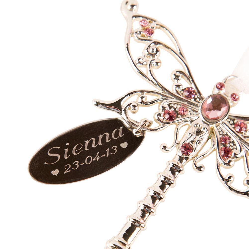 21st Birthday Key: Pink Design 616641529031