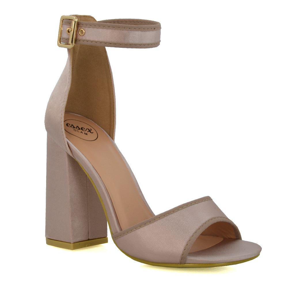 Floral Pattern Ladies Shoes