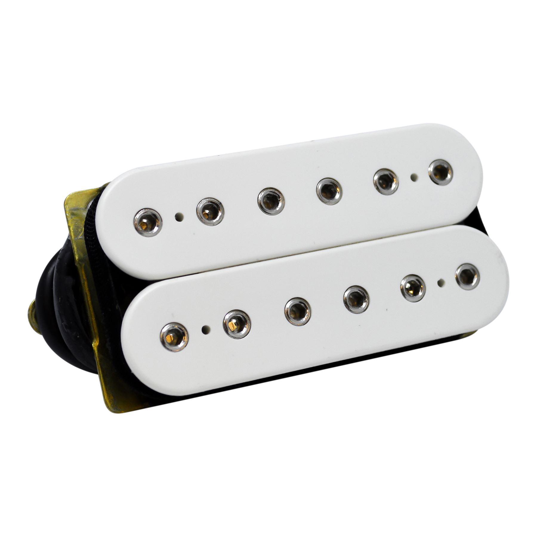Dimarzio Super Distortion Humbucker Guitar Pickup F Spaced White Hot Wire Wiring Sd100