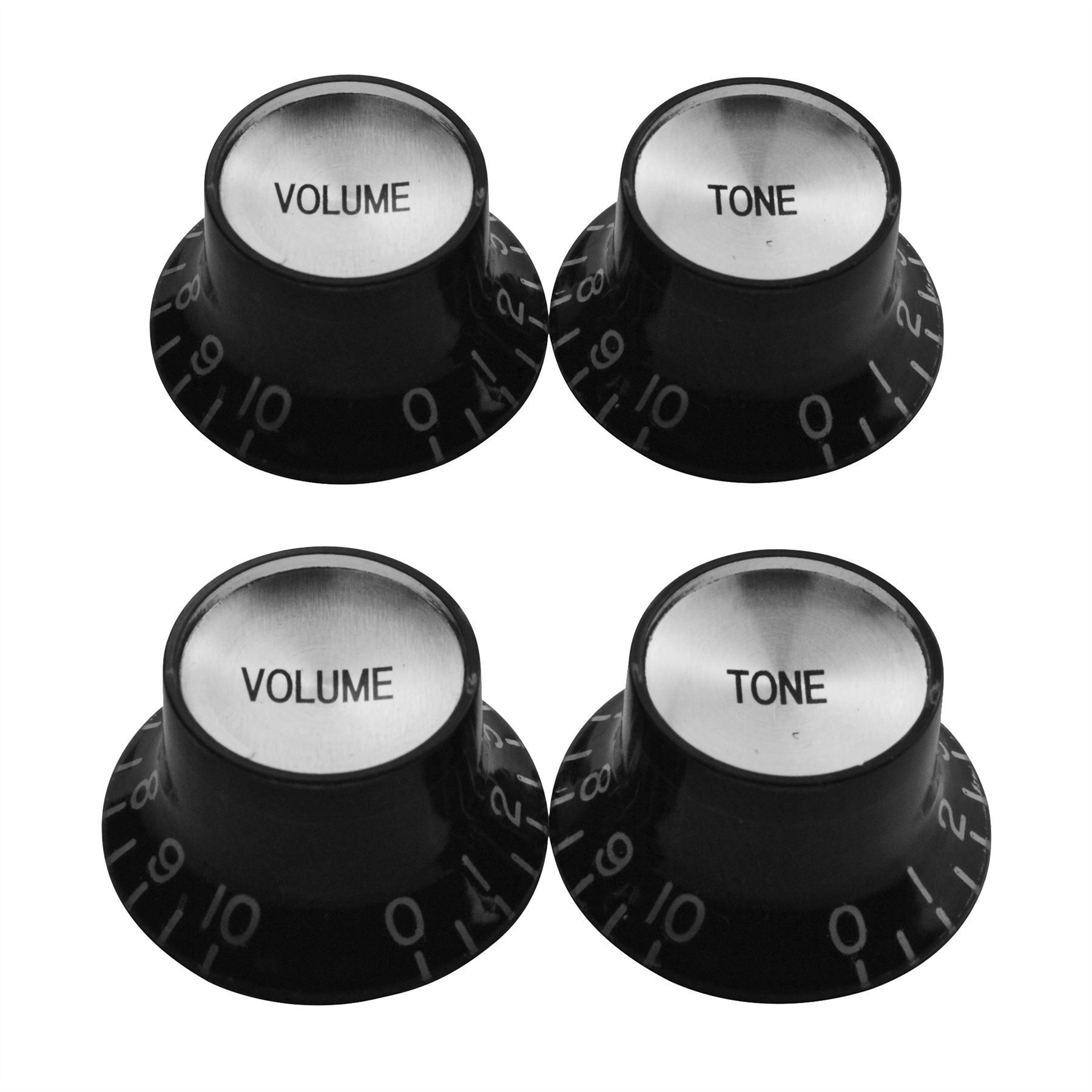 4-x-Bell-Shape-Mirror-Reflector-Guitar-Knobs-for-Gibson-Epiphone-Les-Paul-SG-ES