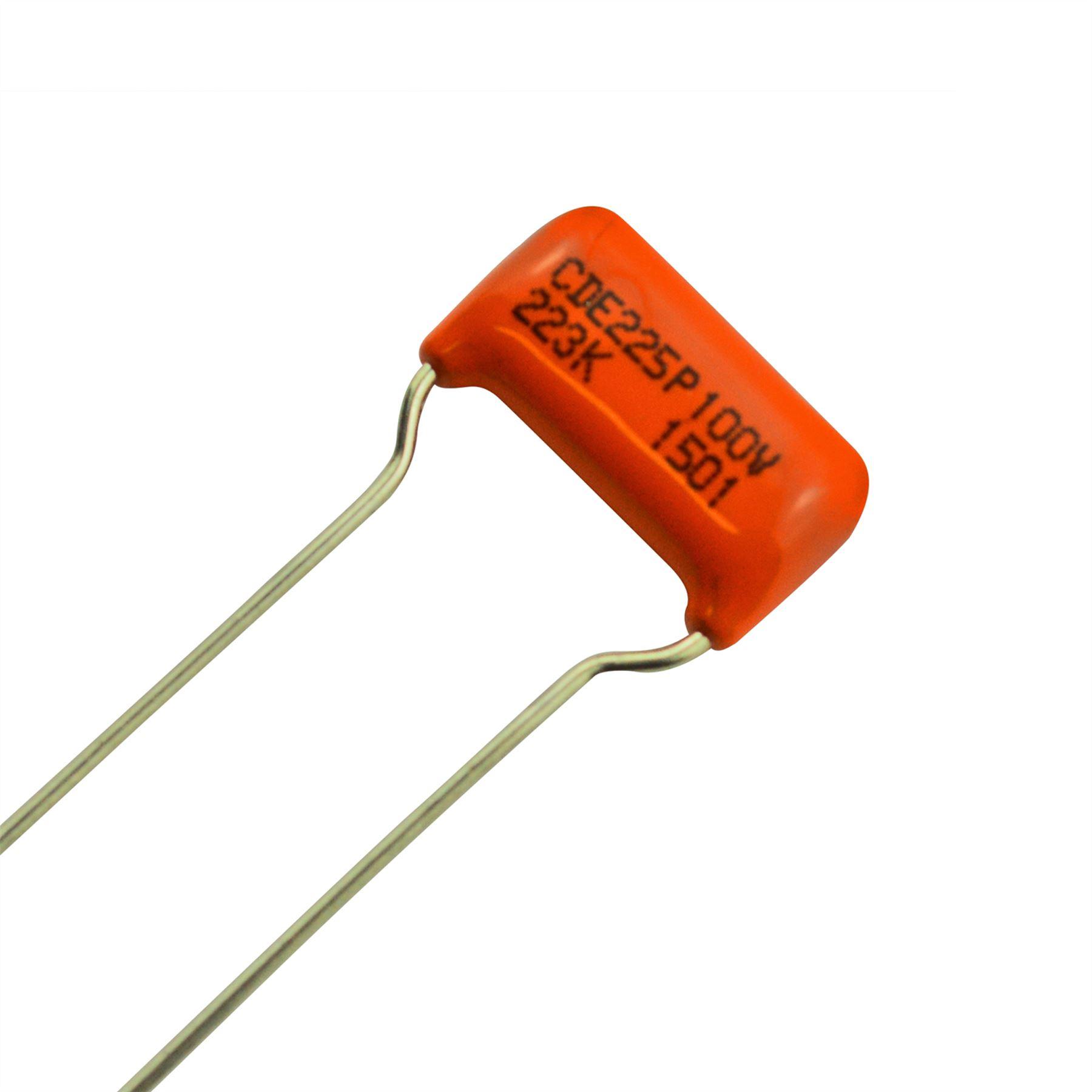 Sprague Orange Drop 022 Capacitor For Electric Guitars With Humbucker Pickups