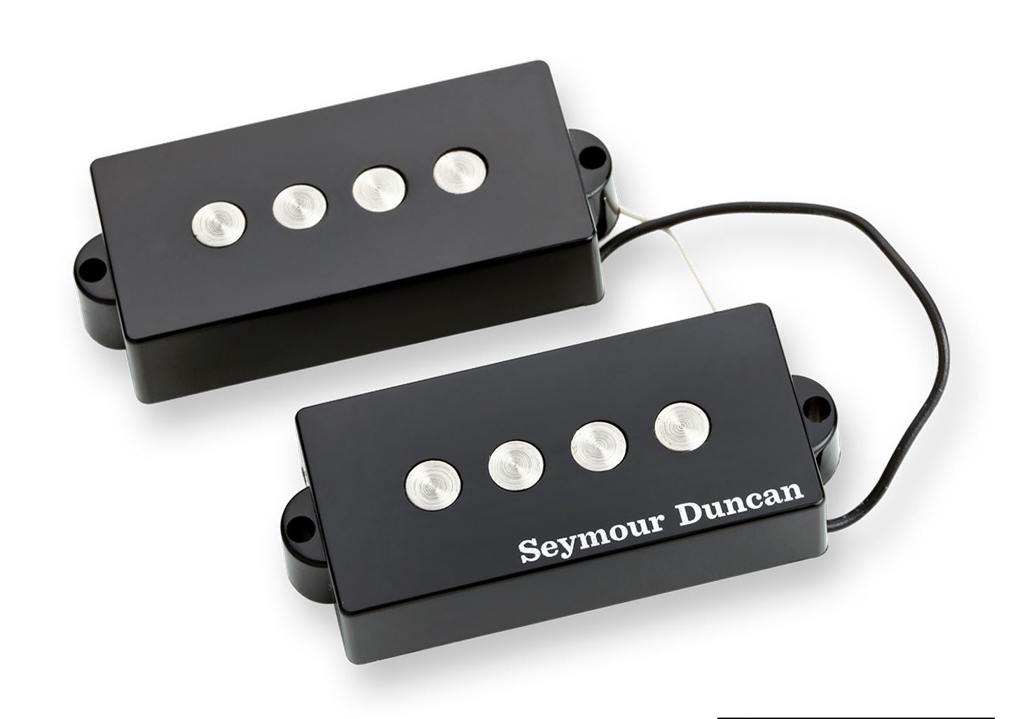 Seymour Duncan SPB-3 Quarter Pound P Bass Pickup Black
