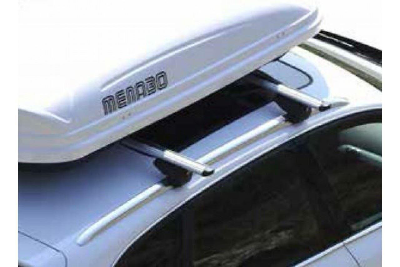 M Way Audi A3 Sportback 8pa Aluminium Aero Roof Bars