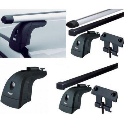 new genuine ford c max roof rack luggage bars 2011 onwards ebay. Black Bedroom Furniture Sets. Home Design Ideas