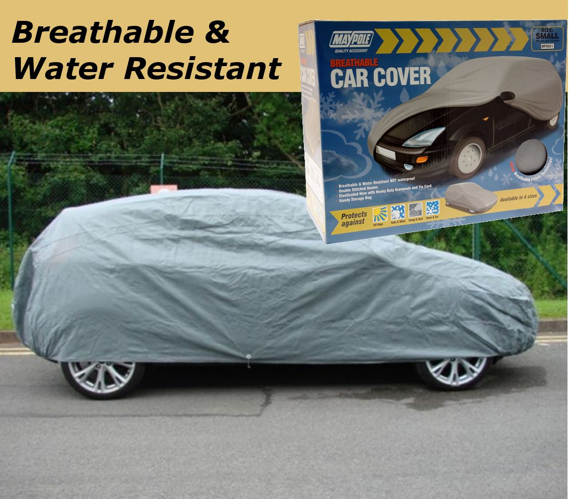Maypole Breathable Water Resistant Car Cover fits Mazda 5
