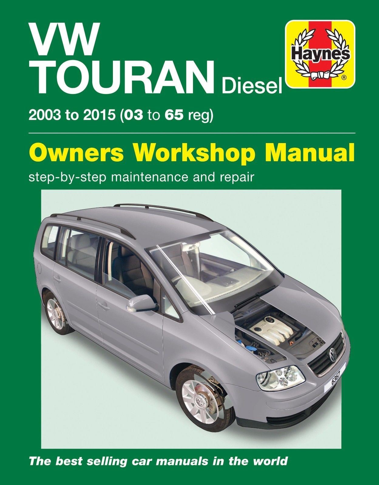 Haynes Manual Vw Touran Diesel 03